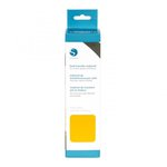 Silhouette America - Cameo - Electronic Cutting System - Smooth Heat Transfer Material - 9 Inch - Yellow