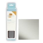 Silhouette America - Smooth Heat Transfer Material - Metallic Silver