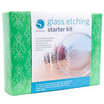 Silhouette America - Starter Kit - Glass Etching