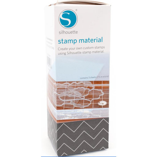 Silhouette America - Stamp Material