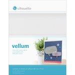 Silhouette America - 8.5 x 11 Vellum Pack