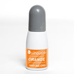 Silhouette America - Mint - Stamping Machine - Ink - Orange