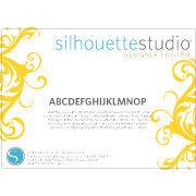 Silhouette America - License Key Card - Studio Designer Edition
