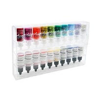 Scrapbook.com - The ColorCase - Storage for .5oz Bottles - 2 Pack