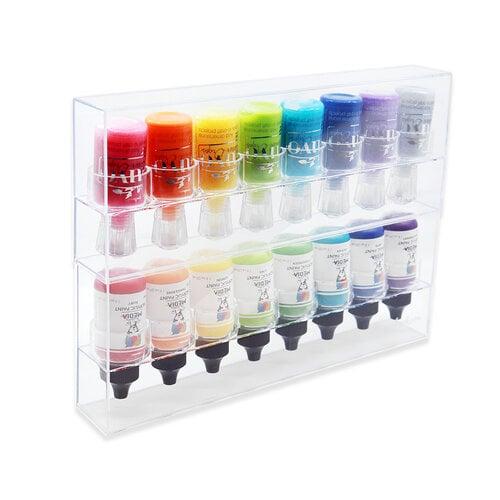 Scrapbook.com - The ColorCase - Storage for 1oz Bottles - 2 Pack