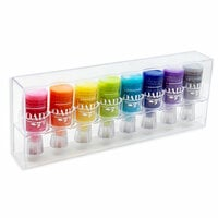 The ColorCase - Stackable Storage for 1oz Bottles