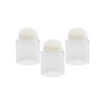Clear Stackable Sponge Daubers - 3 Pack