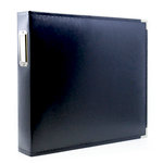 12 x 12 Three Ring Album - Navy