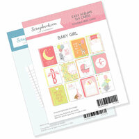 3 x 4 - Journaling and Themed Cards for Easy Albums - Baby Pinks Bundle