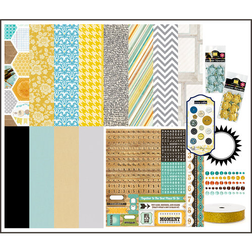 Scrapbook.com Kit Club - A Charmed Life