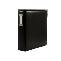 Scrapbook.com - 6x8 Two Ring Album - Black