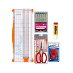 Scrapbook.com - Beginner Scrapbook Kit - Basic Tools and Supplies