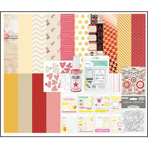 Scrapbook.com Kit Club - Be My Valentine