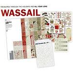 BasicGrey - Wassail Collection - 12 x 12 Layout Kit