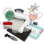 Sizzix - Big Shot Machine - Exclusive 10 Piece Kit - 2015