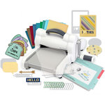 Sizzix - Big Shot Machine - Exclusive 20 Piece Starter Kit - 2016