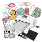 Sizzix - Big Shot Plus Machine - Exclusive 30 Piece Starter Piece Kit - 2016
