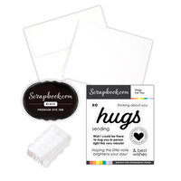 Scrapbook.com - Card Making Kit - Hugs