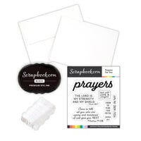 Scrapbook.com - Card Making Kit - Prayers