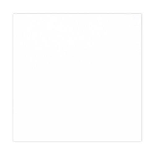 Scrapbook.com - 12 x 12 Chipboard - 1X Heavy - 50pt - White 2 Side - One Sheet