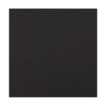 12 x 12 Chipboard - 1X Heavy - 50pt - Black - One Sheet
