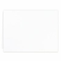 Scrapbook.com - Cards - Neenah Solar White A2 - Scored - 25 Pack