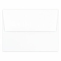Scrapbook.com - Envelopes - White A2 - 25 Pack