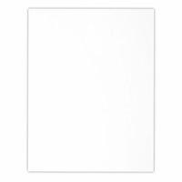 Cardstock - 8.5 x 11 - Neenah, Solar White - 25 Pack