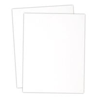Neenah - A2 Solar White 80 lb - Scored - 50 Pack of Cards