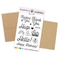 Scrapbook.com - Cards For Kindness - Kraft Cards and Envelopes