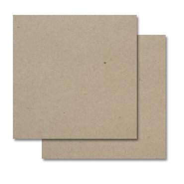 Scrapbook.com - Chipboard Pack For Book Making - 6x6 Inch - 2 Per Pack