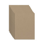 Scrapbook.com - 20 Count - Thin Chipboard Pack for Book Making - 8.5x14 Inch