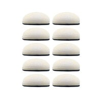 Scrapbook.com - Replacement Domed Foam Applicators - 10 Pack
