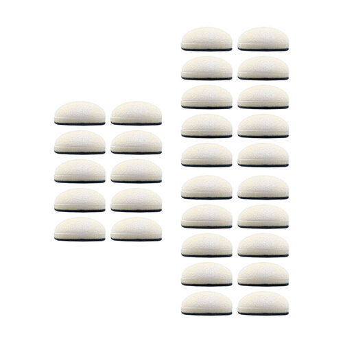 Scrapbook.com -  (3)  Domed Foam Replacement Applicators 10-Packs for use with Ink Blending Tool