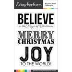 SB.com Big Bold Christmas Stamp Set