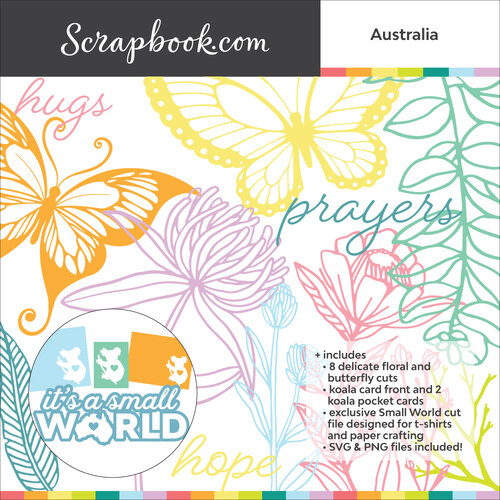 Scrapbook.com - Digital Cut File - Australia