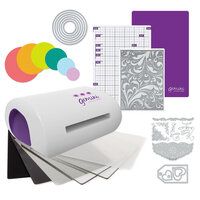 Exclusive Crafter's Companion Gemini Jr. Machine Die Cutting Bundle - Nested Circles
