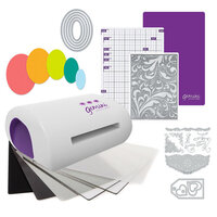 Exclusive Crafter's Companion Gemini Jr. Machine Die Cutting Bundle - Nested Ovals