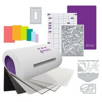 Exclusive Crafter's Companion Gemini Jr. Machine Die Cutting Bundle - Nested Rectangles