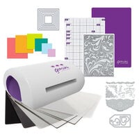 Exclusive Crafter's Companion Gemini Jr. Machine Die Cutting Bundle - Nested Squares