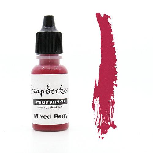 Scrapbook.com - Premium Hybrid Reinker - Rose Group - Mixed Berry