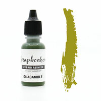 Scrapbook.com - Premium Hybrid Reinker - Green Group - Guacamole