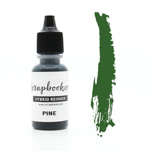 Scrapbook.com - Premium Hybrid Reinker - Holiday Group - Pine