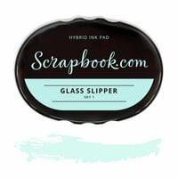 Scrapbook.com - Premium Hybrid Ink Pad - Sky Group - Glass Slipper