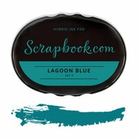 Premium Hybrid Ink Pad - Sky Group - Lagoon Blue