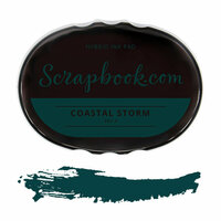 Scrapbook.com - Premium Hybrid Ink Pad - Sky Group - Coastal Storm