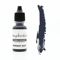 Scrapbook.com - Premium Hybrid Reinker - Blue Group - Midnight Blue