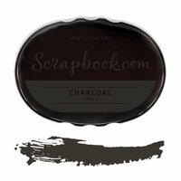 Scrapbook.com - Premium Hybrid Ink Pad - Gray Group - Charcoal