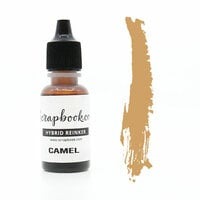 Scrapbook.com - Premium Hybrid Reinker - Tan Group - Camel