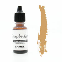 Scrapbook.com - Premium Hybrid Reinker - Tan Group - Camel